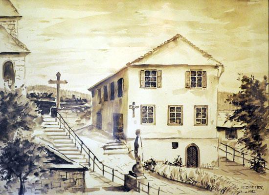 Gewerbeschule 1982