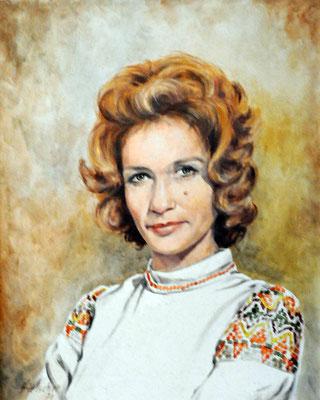 Frau Hannelore Hielscher, 1971