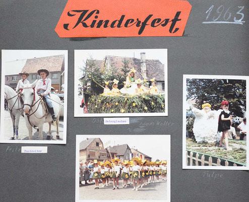 Kinderfest 1963 Nr. 26