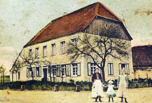 Gasthaus Schwarzwaldpforte 1910