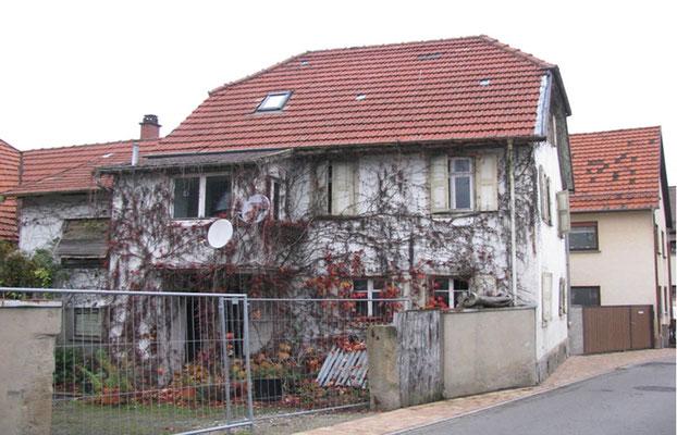 Wohnhaus 2017