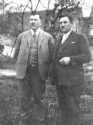 Wilhelm + Isidor Bullinger