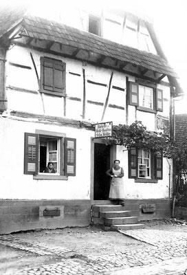 Bäckerei Melcher, Hauptstraße