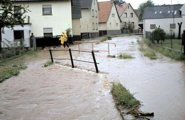 Hochwasser 1978, Federbach