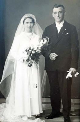 1935 Josef Balzer und Elisabeth geb Merz
