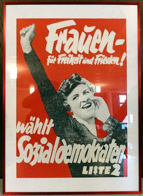 Alte Wahlplakate
