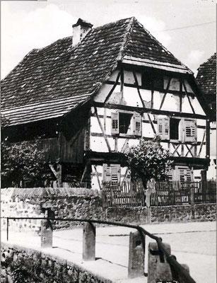 Altes Rathaus am Mühlenplatz