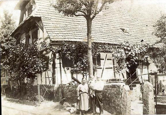 Bechler Schmied Wohnhaus 1924