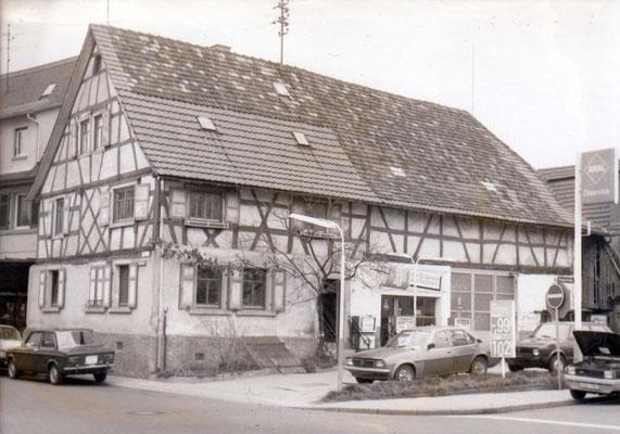 Tankstelle Kiefer Weitestraße