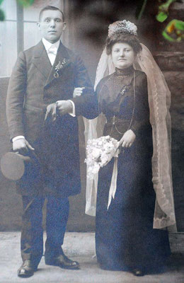 Deubel Karl (Büttelschell) & Elisabeth