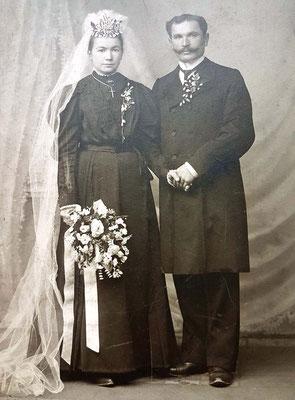 17.11.1906 Westermann, Franz & Maria Anna Bertsch