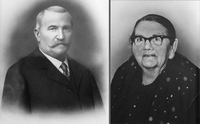 Ludwig und Marie Zimmer