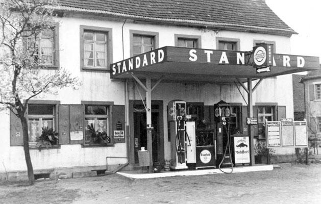 Tankstelle Standard Schwarzwaldpforte Neumalsch