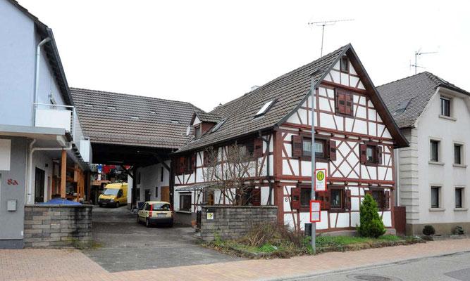 Waldprechtstraße 8, Denkmalliste 2005