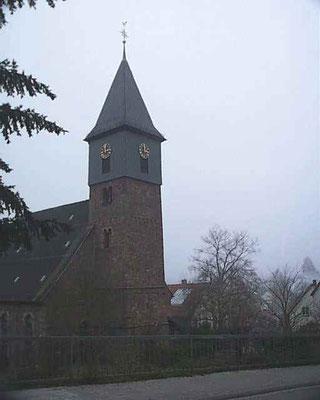 Kirche Grümwettersbach