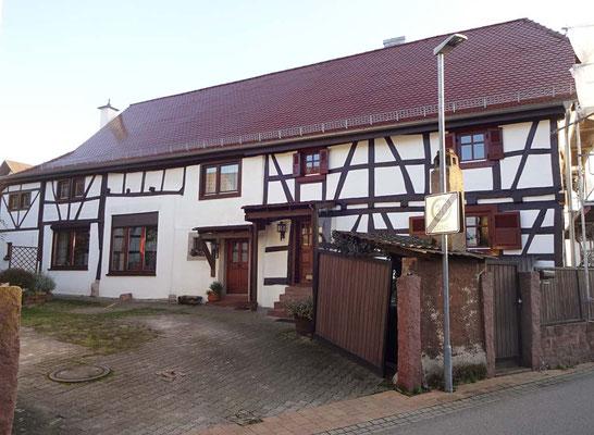 Römerstraße 17, Denkmalliste 2005