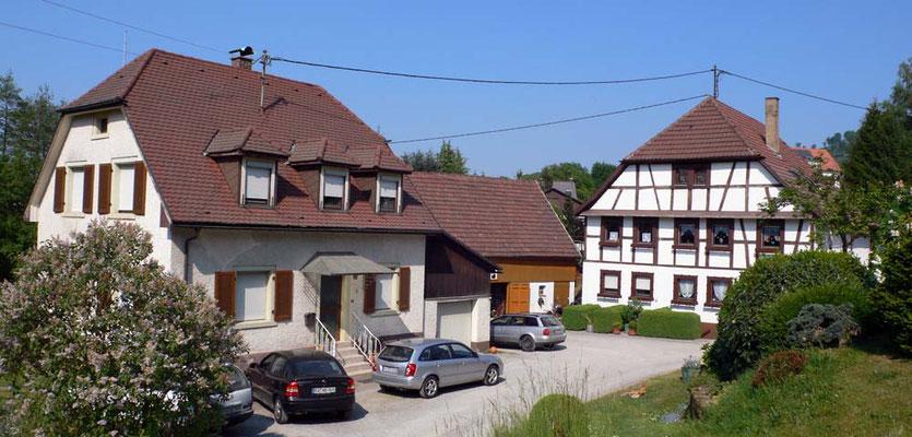 Obere Mühle, Kaufmannsbrunnen