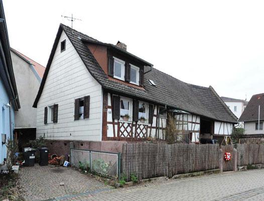 Lindenstraße 10, Denkmalliste 2005