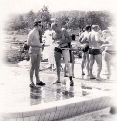Herbert Kunz 1972 Wettkampf Langensteinbach