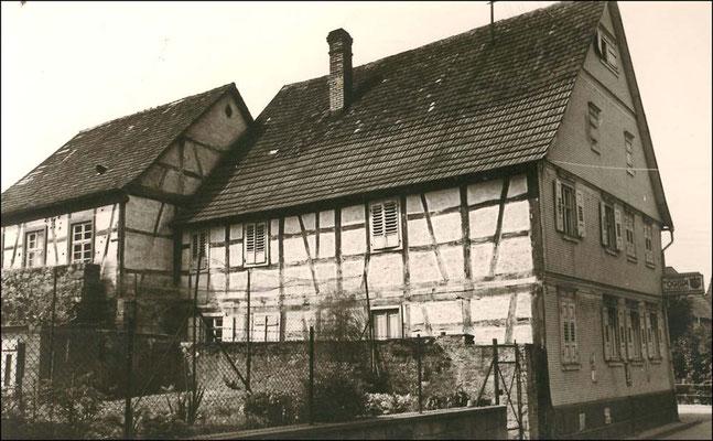 Gasthaus Ochsen von der Kreuzstraße