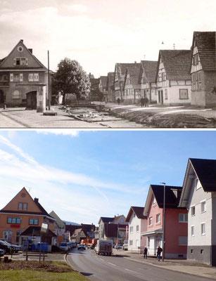 Adlerstraße, vor 1953