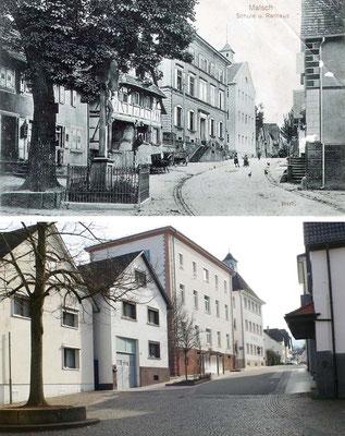 Hauptstraße Ecke Lindenstraße