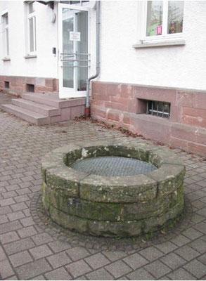 Brunnen Johannn-Peter-Hebel-Schule