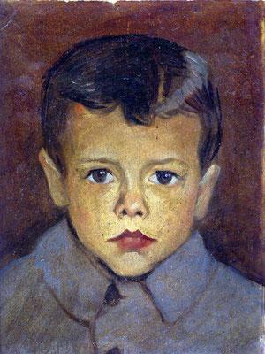 Karl Müller 1899, gemalt von Theodor Schindler