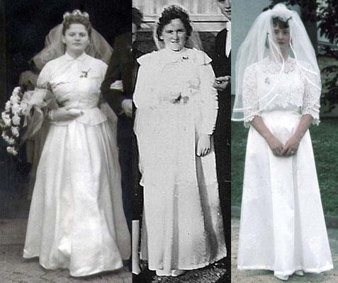Katharina Rubel - Hochzeitskleider für Tochter und Schwiegertöchter