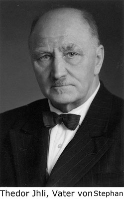 Theodor Ihli, Vater von Stephan