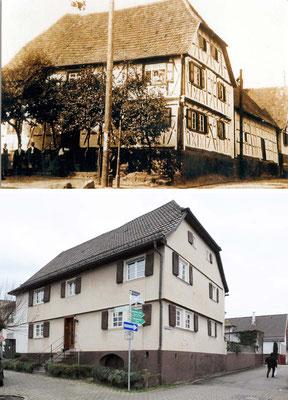 Friedrichstraße Ecke Kreuzstraße, Haus Kunz, Foto 2018