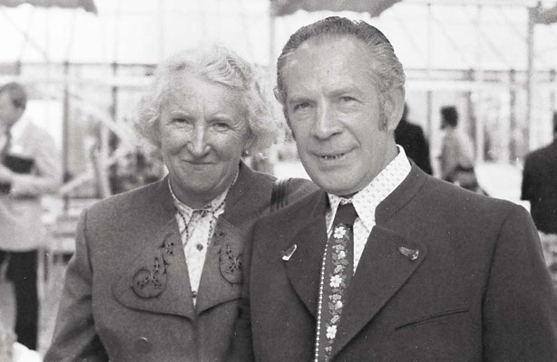 Maria und Werner Pister