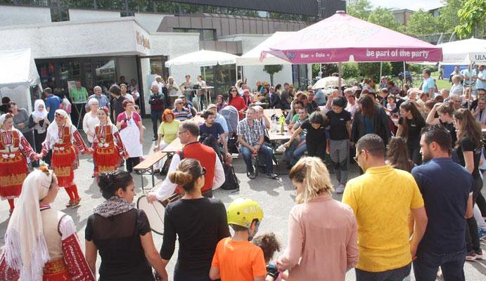 Kulturfest Auf der Bühn