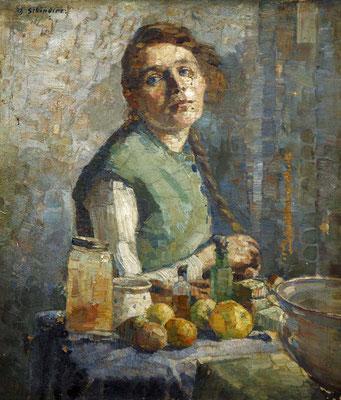 Schindler Mathilde Schindler 1920
