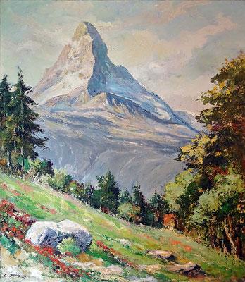 Matterhorn 1961