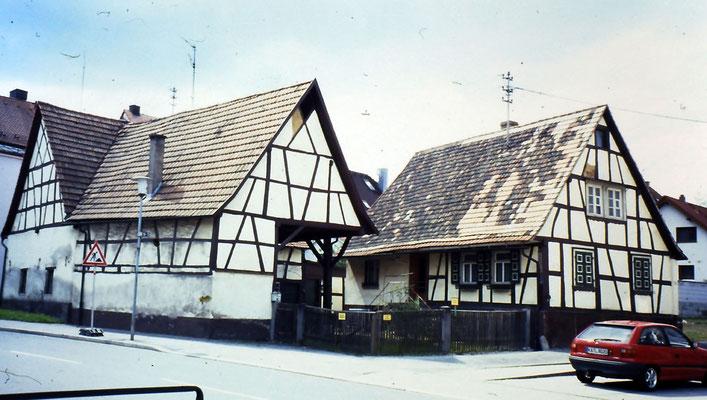 Haus Essl, Adlerstraße 68 schönes Ensemble