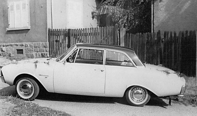 Ford-M15 Eugen Glastetter