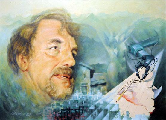 Selbstporträt 1985