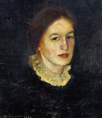 Schindler  1892 Meine Schwester Sophie