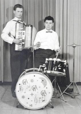 1958 Duo Cha Cha Cha