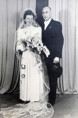 10. Februar 1942 Grässer Hilde & Hans