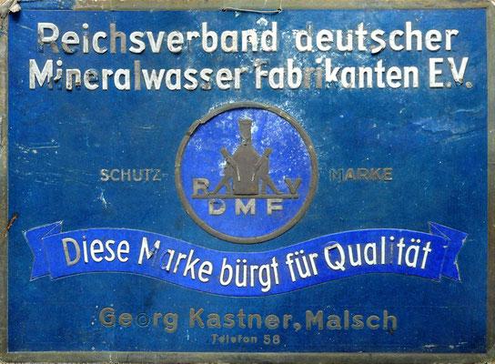 Georg Kastner, 1904 Gründer der Fabrik