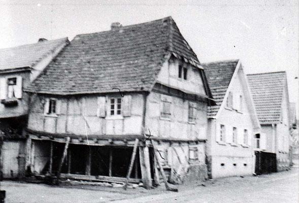Haupstraße Dreyfuss-Haus