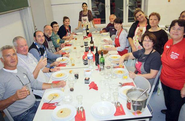 Deutsch-Türkische Kochkurse