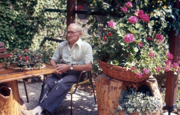 Matthias Heinzler in der Adlerstr. 72