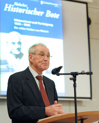 Der Autor Josef Bechler