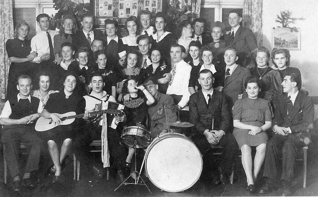 Jahrgang 1926 Treffen im Mahlberg