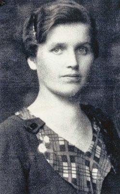 Katharina Rubel - Kätter -Schneiderin