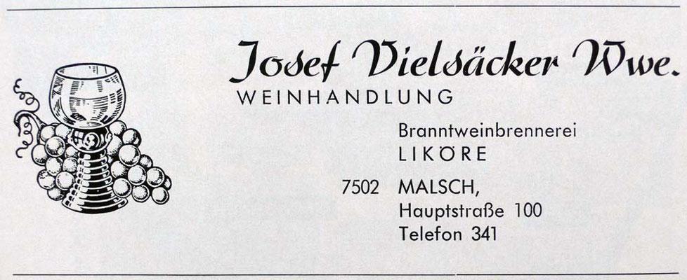 1965 Vielsäcker