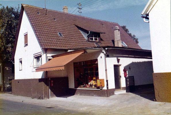 Geschäft Tondera Hauptstraße 9